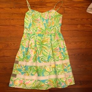 Lilly Pulitzer Ollie Dress Size 6